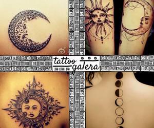 tatoo, tatto, and tattoo image