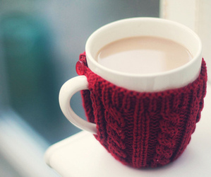 coffee, winter, and cup image