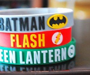 batman, flash, and green lantern image