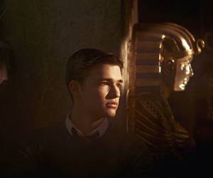 burkely duffield, house of anubis, and eddie miller image