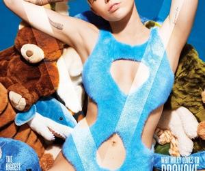 fendi, miley cyrus, and v magazine image