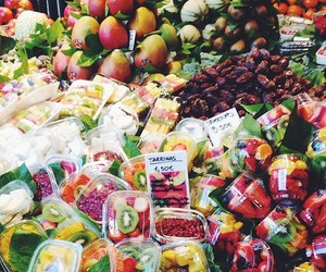 fruit, food, and love image