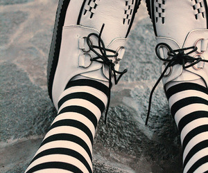 shoes, legs, and black and white image
