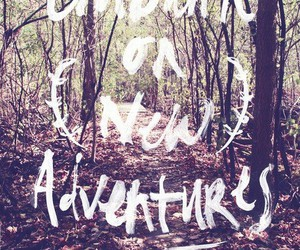 adventure and quote image