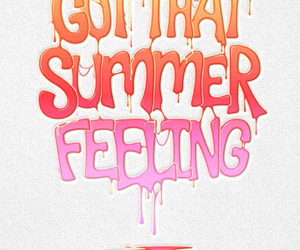summer, feeling, and that image