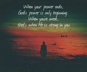 god, jesus, and strong image