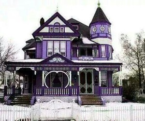 goth, mansion, and gothic image