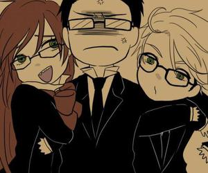 grell sutcliff, william t spears, and ronald knox image