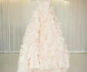 dress, pastel, and lightpink image