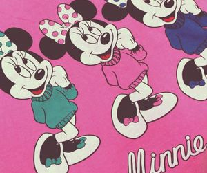 pink and disney image