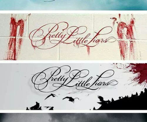 pretty little liars, pll, and series image