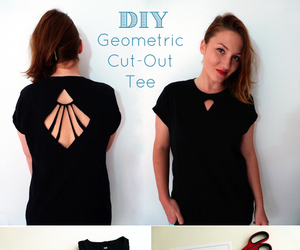 diy, t-shirt, and clothes image