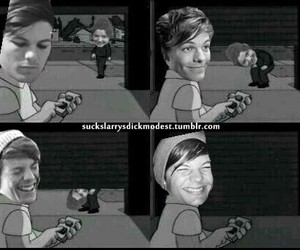 louis, larry, and louis tomlinson image