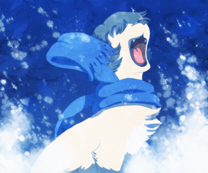 wolf children, ame, and anime image