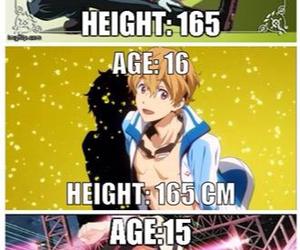 levi, anime, and kuroko no basket image