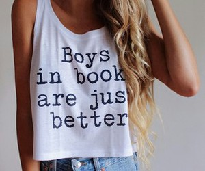 books and boys image