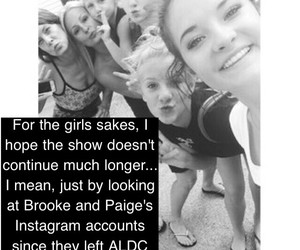 confession, dancers, and dance moms image