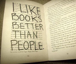 book, people, and like image