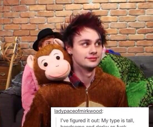 mikey, 5sos, and michael clifford image