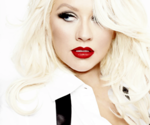 aguilera, christina, and xtina image