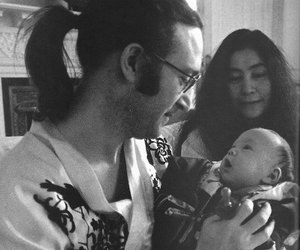 beatles, love, and father image