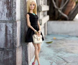 barbie, fashion, and style image