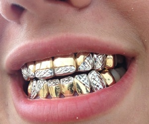 gold and grill image