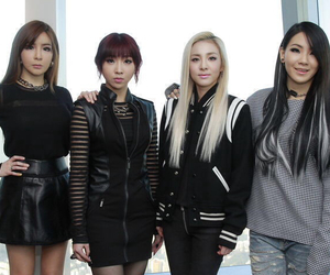 kpop, 2ne1, and CL image