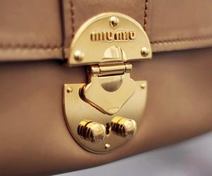 bag, miu miu, and fashion image