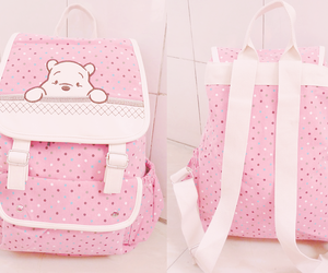 pink, cute, and bag image