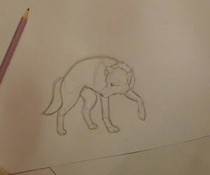 animal, draw, and drawing image