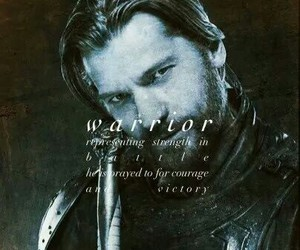 warrior and game of thrones image
