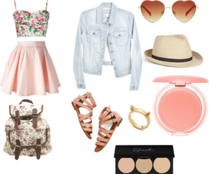 fashion, outfit, and imagine image