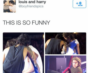 concert, funny, and jealousy image