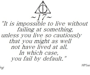 harry potter, quote, and jk rowling image