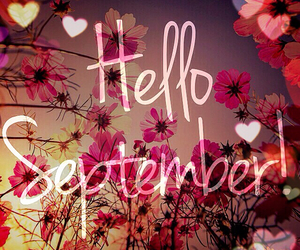 months, September, and septiembre image