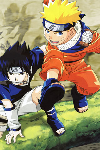 Naruto Iphone Wallpaper 4 Free Iphone Wallpaper Iphone 4