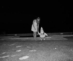 black white, mallorca, and friendship image