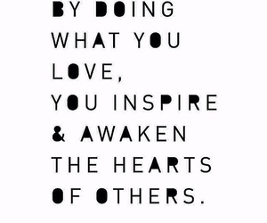 quotes, love, and inspire image