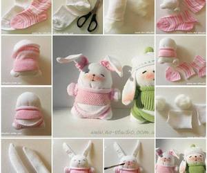 diy, bunny, and rabbit image