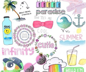 summer, wallpaper, and background image