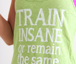 train, fitness, and fit image