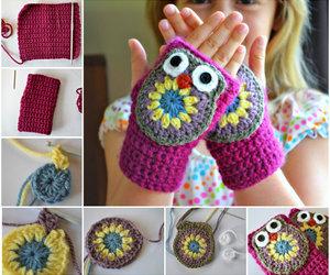 diy, crafts, and owl image