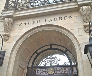 ralph lauren, luxury, and shop image