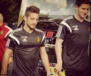 dries mertens and red devils image