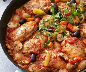 food, meal, and recipe image
