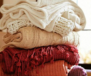 automn, cold, and sweaters image