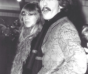 george harrison, icons, and pattie boyd image