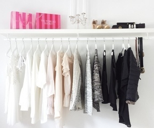 clothes, white, and pink image