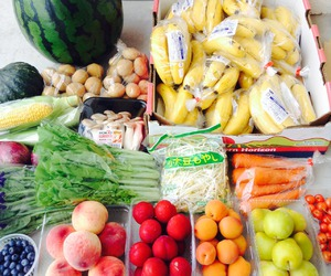 FRUiTS, food, and healthy image